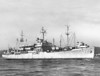 USS Calvert (APA-32)<br /> <br /> Date: <br /> Location:<br /> Source: Nobe Smith - Atlantic Fleet Sales