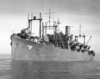 USS Leonard Wood (APA-12)<br /> <br /> Date: <br /> Location: San Francisco<br /> Source: Nobe Smith - Atlantic Fleet Sales