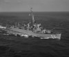 USS Laning (APD-55)<br /> <br /> Date: 1951-1955?<br /> Location: Hampton Roads VA<br /> Source: Nobe Smith - Atlantic Fleet Sales