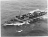 USS Dickerson (APD-21)<br /> <br /> Date: October 3 1943<br /> Location:  Either Charleston SC (after conversion ) or Norfolk VA.<br /> Source: Nobe Smith - Atlantic Fleet Sales