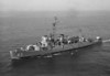 USS Lloyd (APD-63)<br /> <br /> Date: June 1957<br /> Location: Off Virginia Beach VA<br /> Source: Nobe Smith - Atlantic Fleet Sales