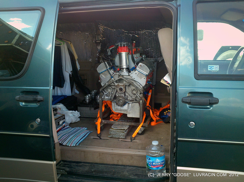 "Dad take this ASCS 360 to Parker ""APE' Al Parker Engines ."