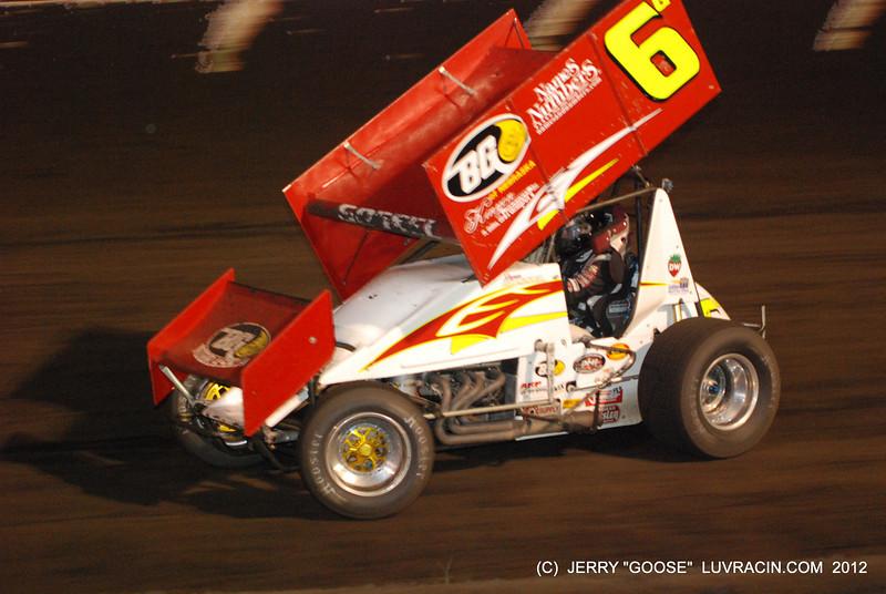 BGR Bryan Gossel Racing Husets 2012