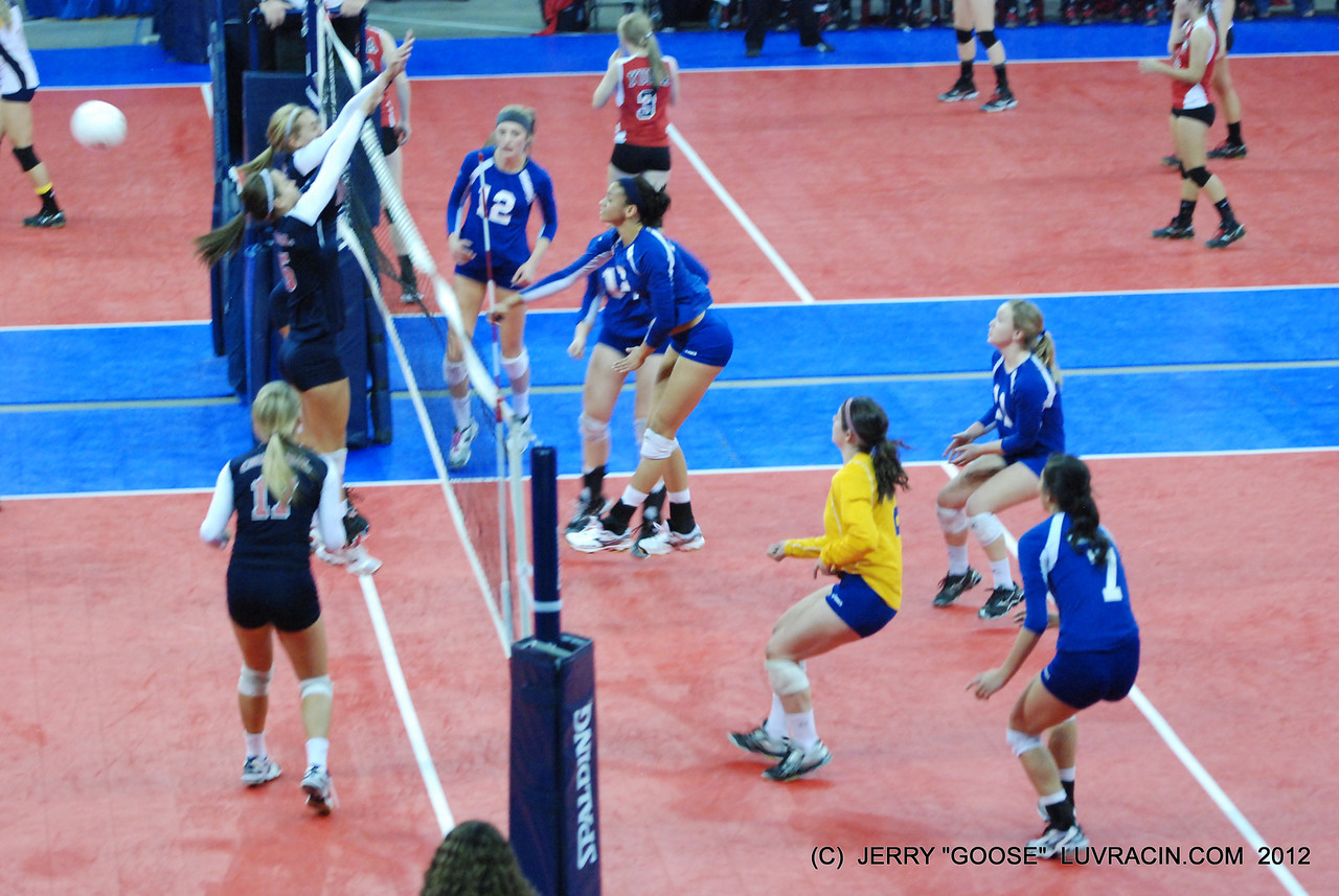 Legends Volleyball 2012 State Play off Game went 5 lost by 2 points !