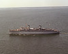 USS Vulcan (AR-5)<br /> <br /> Date: May 2 1977<br /> Location: Hampton Roads, VA<br /> Source: Nobe Smith - Atlantic Fleet Sales