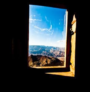 WATCHTOWER WINDOW VIEW