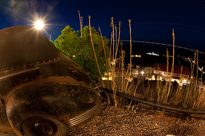 JEROME NIGHTTIME OVERLOOK