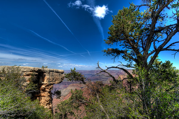 GRAND CANYON CLIFF