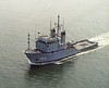USNS Powhatan (T-ATF-166)<br /> <br /> Date: June 18 1984<br /> Location: Hampton Roads VA<br /> Source: Nobe Smith - Atlantic Fleet Sales
