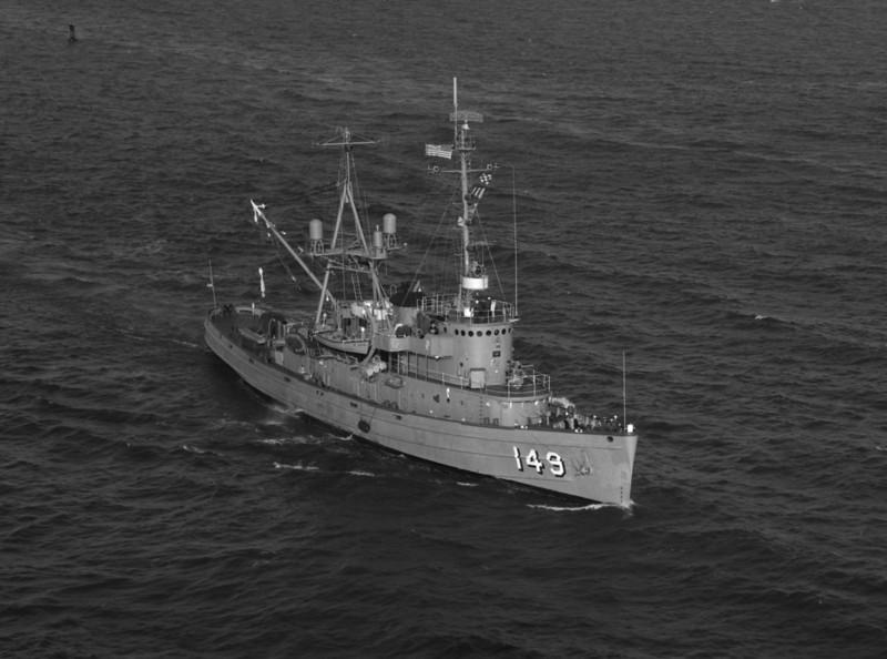 USS Atakapa (ATF-149)<br /> <br /> Date: January 1967<br /> Location: Hampton Roads VA<br /> Source: Nobe Smith - Atlantic Fleet Sales