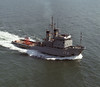 USNS Apache (T-ATF-172)<br /> <br /> Date: March 7 1985<br /> Location: Hampton Roads VA<br /> Source: Nobe Smith - Atlantic Fleet Sales
