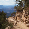 The South Kaibab Trail, The Grand Canyon