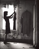 Dress & Window & Girl & Dress *