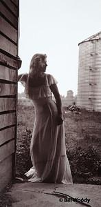 Kathi at the Barn