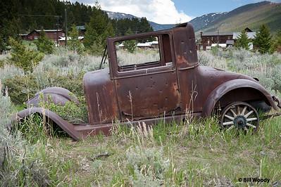Abandoned in Elkhorn
