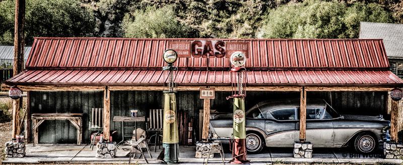 Buick, in Bear Creek, MT