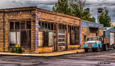Garfield, WA,  Street Scene