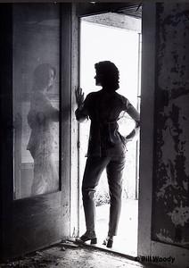Girl in the Doorway