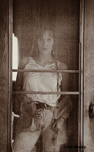 Cindy in the Doorway*