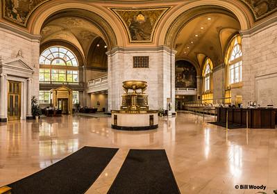 Bank Lobby - Buffalo, NY