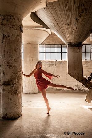 Dancer in the Elevator #1