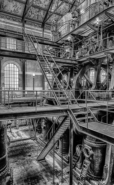 Francis Ward Pumping Station, Buffalow, NY