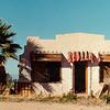 abandoned adobe home, Litchfield Park, AZ, mar 1995