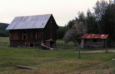 Farmers Loop Rd, Fairbanks, july 1972  PICT0036-1