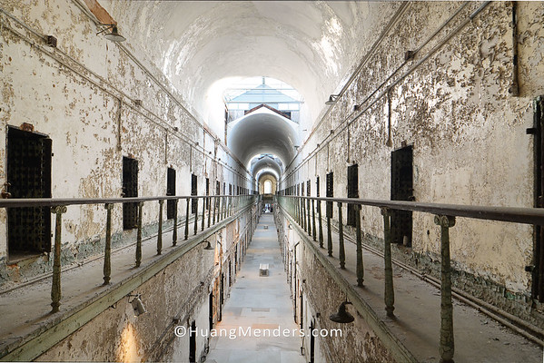 Eastern State Penitentiary - Philadelphia, PA