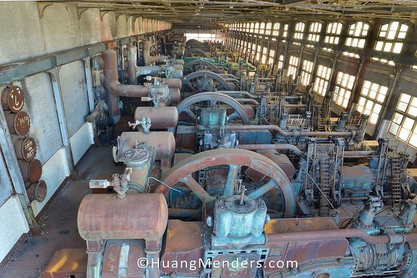 Bethlehem Steel Plant - Bethlehem, PA