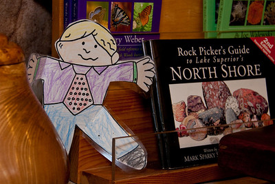 Flat Stanley Visits the North Shore