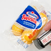 Rejected a package of Hostess Twinkies