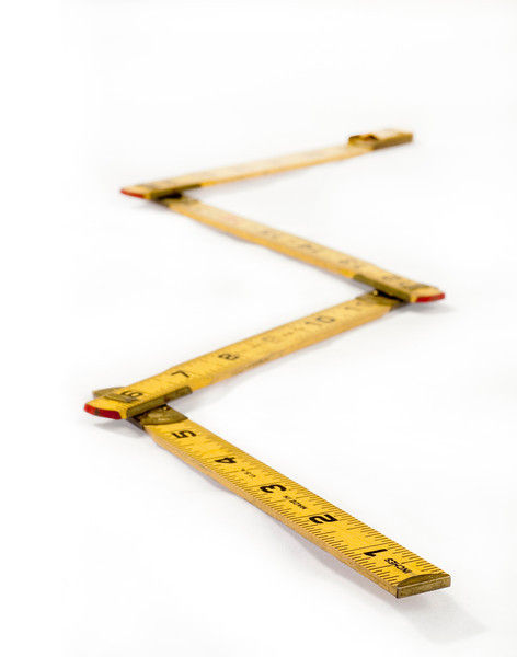 Old-fashioned Ruler