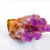 Crystal mineral called Amethyst