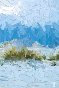 white-sands-winter-abstract