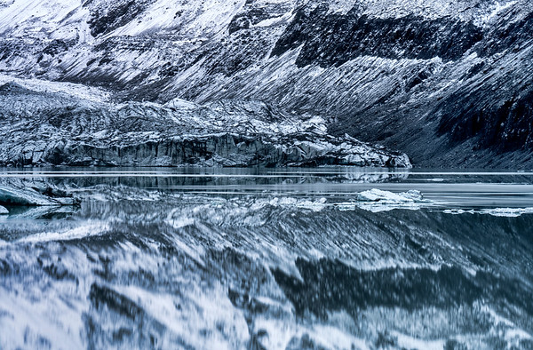 Rhythms of Ice, Water and Stone