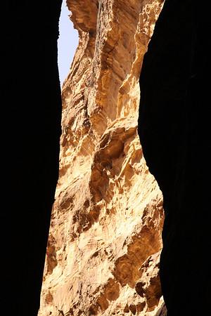 The Siq, Petra - Jordan
