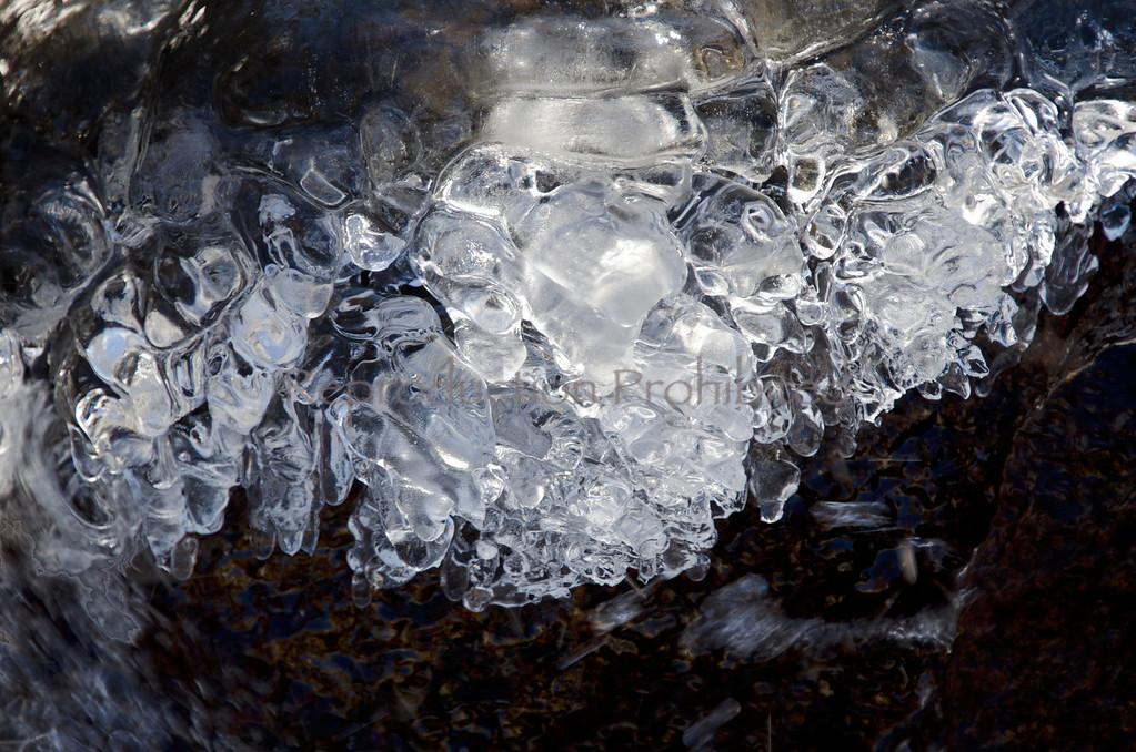 Ice Dream 4 Bishop Creek Eastern Sierra, California December 2012