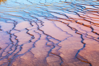Yellowstone Geyser Basin pattern 2