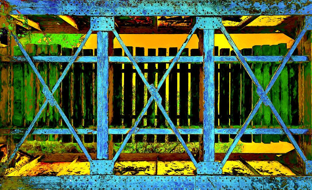 Below the Trestle