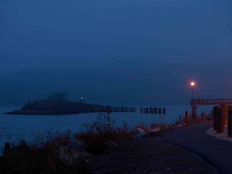 Benicia fog