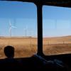 Window Frames - Western Railroad Train