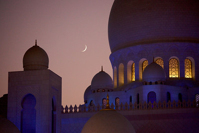 Abu Dhabi, United Arab Emirates. Captured by Stephen Gurie Woo 胡斯翰
