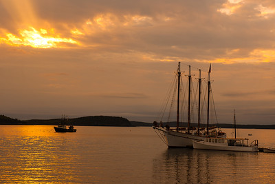 Bar Harbor Sunrise