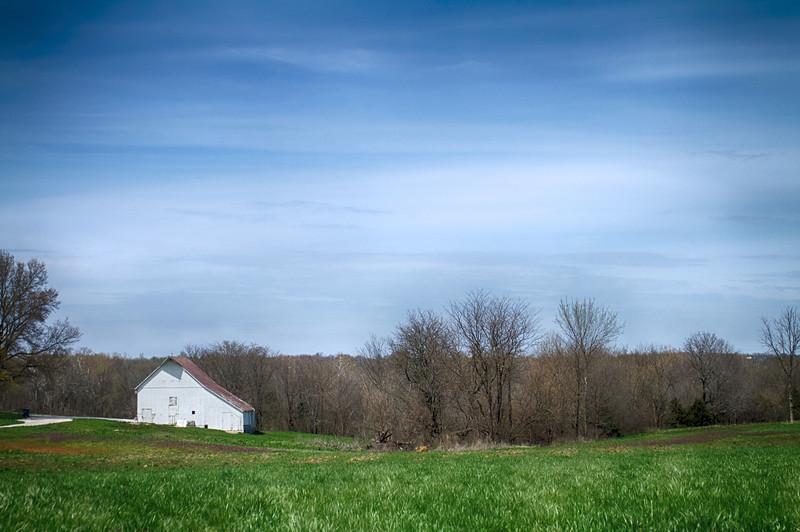 Country Barn - Missouri