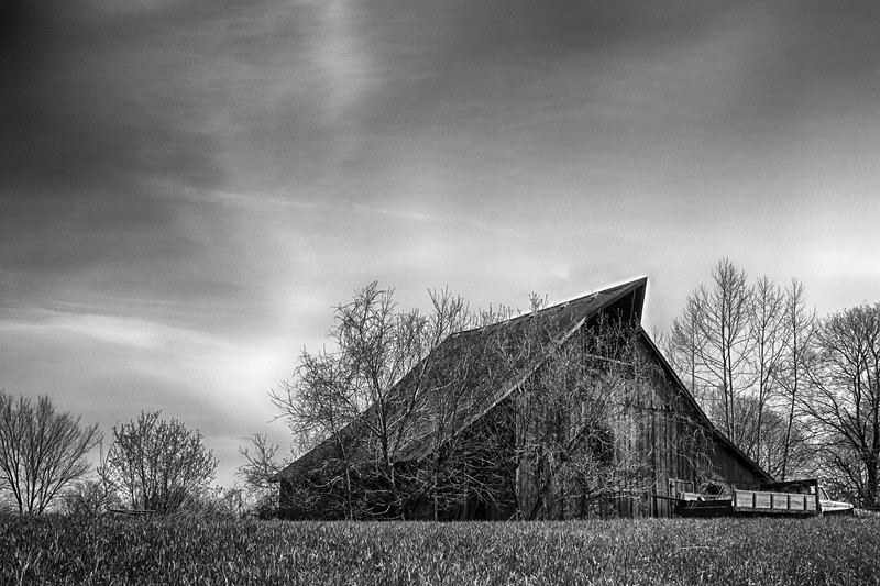 Our Secret is in the Old Barn - Missouri