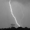 Thunderstorm at Camp Hero, New York