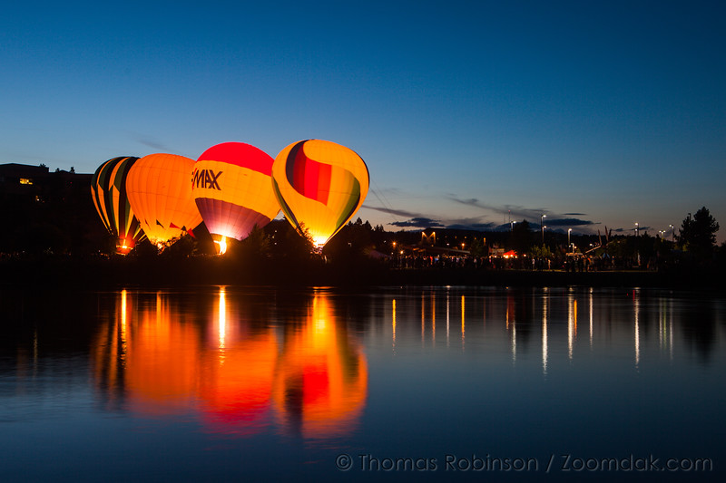 Bend Nightglow