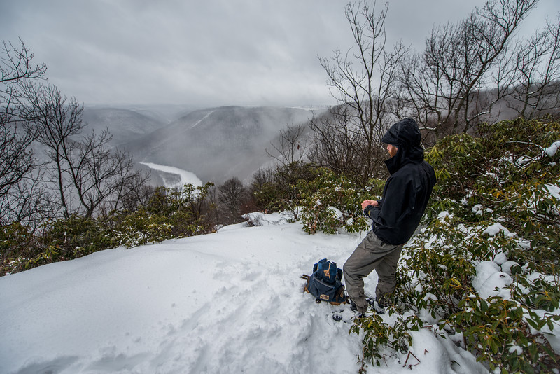 Cross Country Skiing_Snake Hill_West Virginia_photo by Gabe DeWitt_February 21, 2015-13