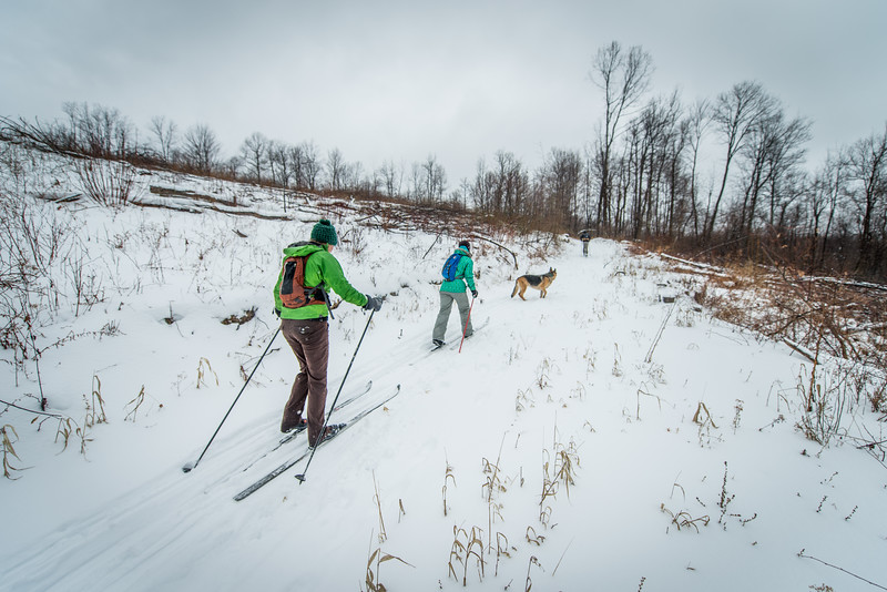 Cross Country Skiing_Snake Hill_West Virginia_photo by Gabe DeWitt_February 21, 2015-7
